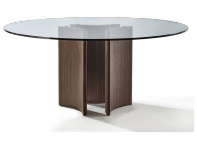 Alan 6 Round Dining Table