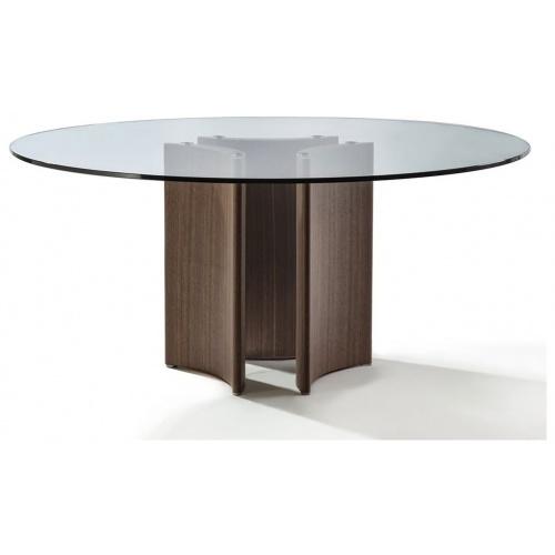 Alan 6 Round Dining Table 3