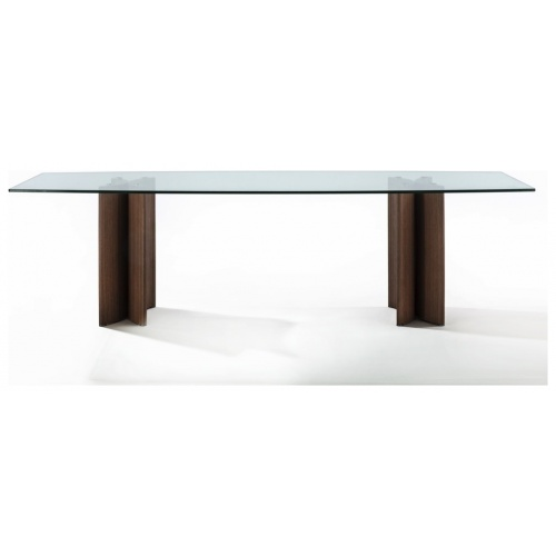 Alan Botte 4 Dining Table – Glass Top 3