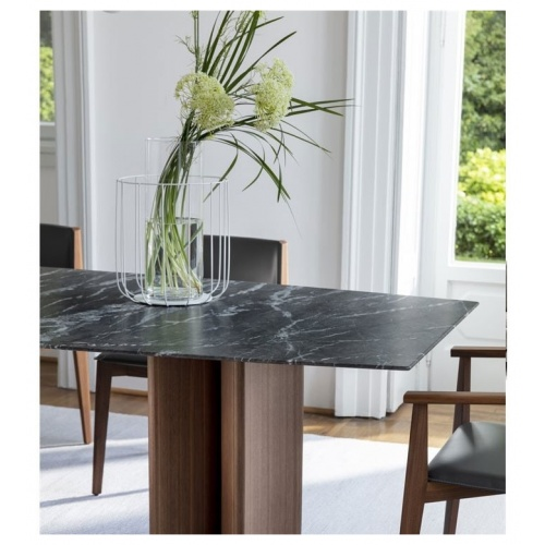 Alan Botte 4 Dining Table – Marble Top 5