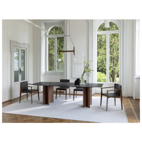 Alan Botte 4 Dining Table – Marble Top 3