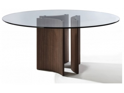 Alan Round 3 Dining Table