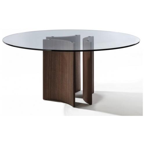 Alan Round 3 Dining Table 3