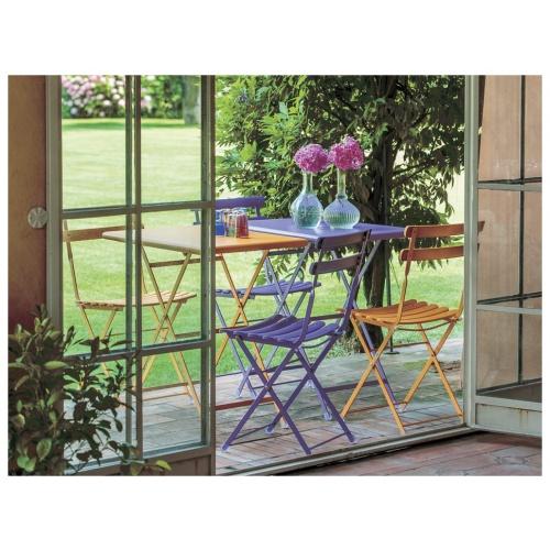 Arc en Ciel Outdoor Folding Chair 6