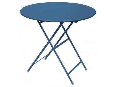 Arc en Ciel Outdoor Folding Round Dining Table