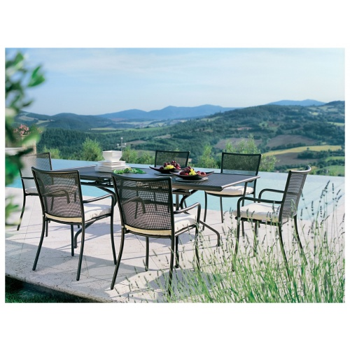 Athena Outdoor Dining Chair 5