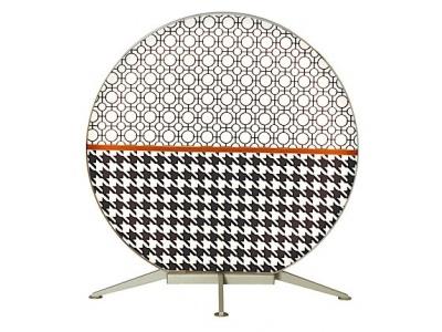 Babu Outdoor Floor Lamp – Textile