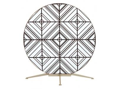 Babu Outdoor Floor Lamp – Tribal