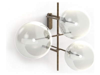 Bolle Aria Wall Light