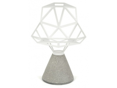 Chair_One – Concrete Base