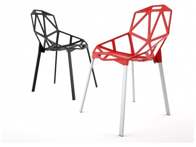 Chair_One – Stacking version