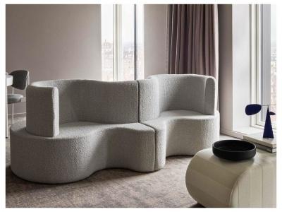 Cloverleaf Sofa