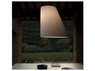 Cone Outdoor Suspension Light