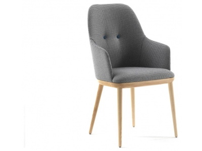 Connie Dining Chair with Arms