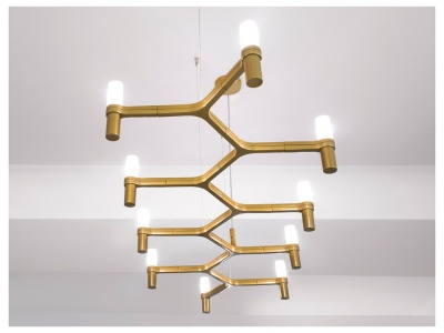 Crown Plana Linea Pendant Light