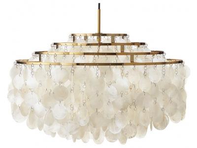 Fun 10DM Brass Pendant Light – Special Edition
