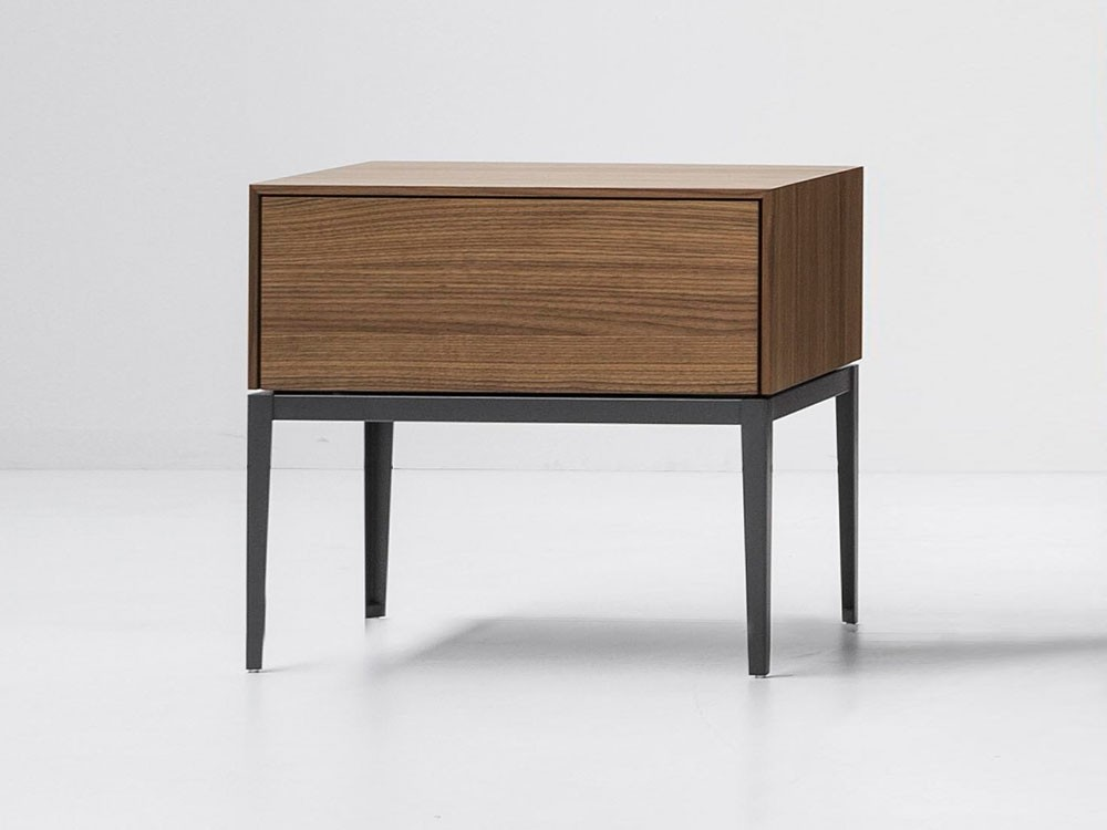 Gala One-Drawer Bedside Table