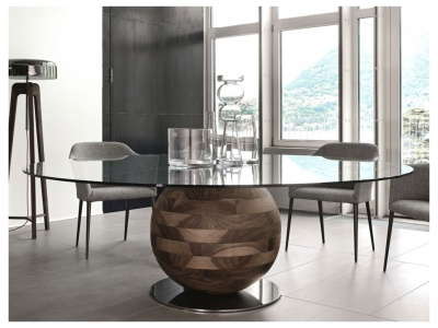 Gheo-K Round Dining Table