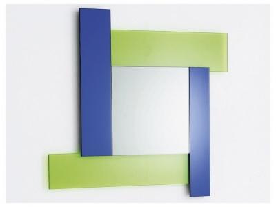 Gli Specchi di Dioniso 2 Wall Mirror