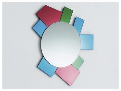 Gli Specchi di Dioniso 6 Wall Mirror