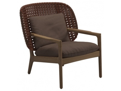 Kay Low Back Outdoor Lounge Chair