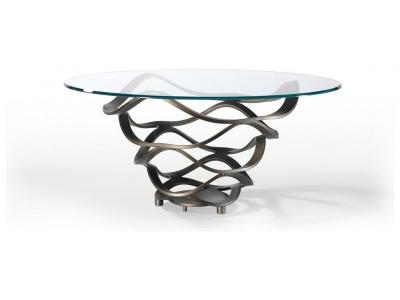 Neolitico Vetro Dining Table