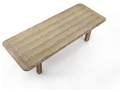 Quadrifoglio Dining Table – Wood