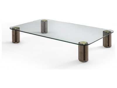 Quadrifoglio Rectangular Coffee Table