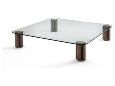 Quadrifoglio Square Coffee Table