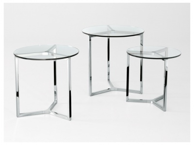 Raj 2 Side Table