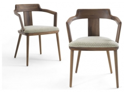 Tilly Dining Chair with Arms