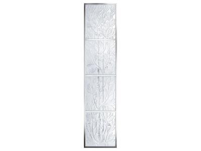Lauriers decorative panel