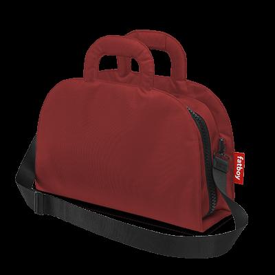 Show-Kees Shoulder bag Brick red