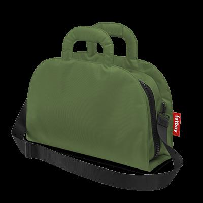 Show-Kees Shoulder bag Industrial green