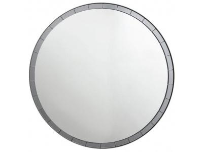Abria Round Mirror