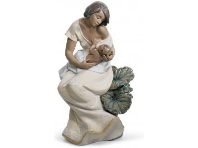 A Beautiful Bond Mother Figurine
