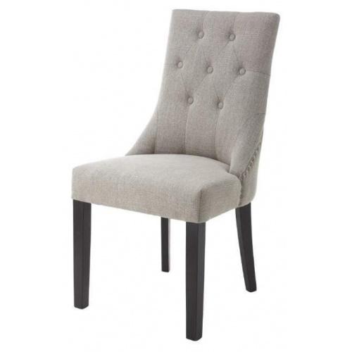 Addie Dining Chair in warm grey 5