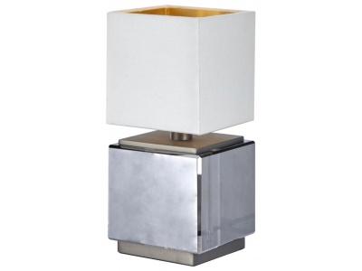 Ailis, Table Lamp Gunmetal Finish