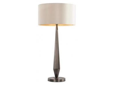 Aisone Table Lamp – Dark Brass Finish