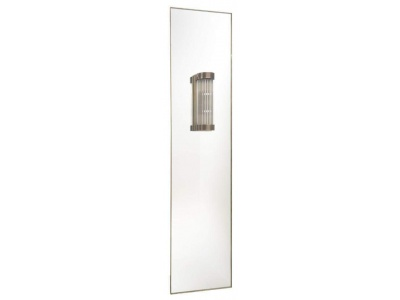Alban, Mirror Panel For Wall Lamp