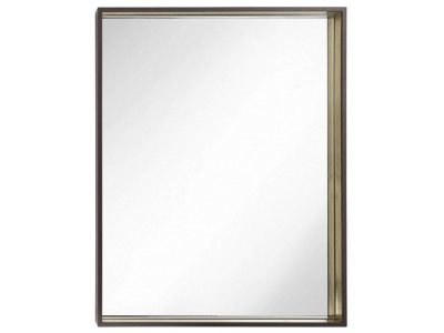 Alyn mirror H110cm in Chocolate