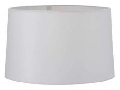Cream Tapered Drum Shade 40 cm
