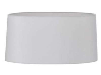Cream Tapered Oval Shade 44 cm
