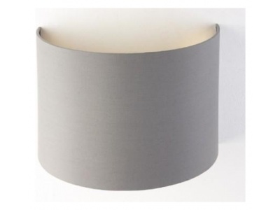 Grey Wall Shade With Gold Lining
