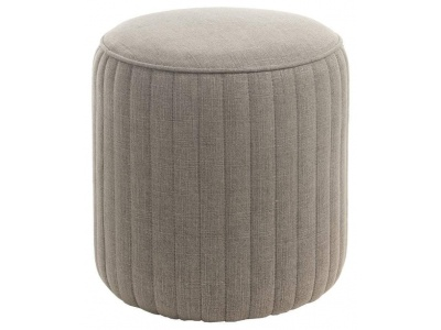 Haceby Stool in Grey